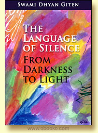 Cover, The Silence of Language