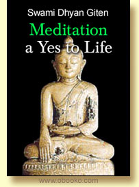 Omslag, Meditation- Yes to Life, Obooko