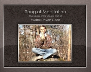 Song of Meditation, photo book cover